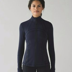Lululemon define jacket midnight navy